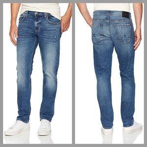 NWT Hudson Jeans Blake Slim Straight Zip Fly